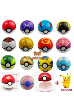 Pokemon Poké Balls