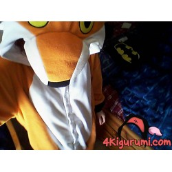 Nick Wilde Fox Kigurumi Reviewed by Infamousjlx