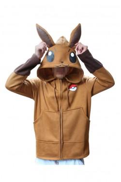 Pokemon Go Kigurumi Eevee Hoodie