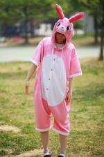 Rabbit Kigurumi Praty Pajamas