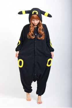 Pokemon Umbreon Kigurumi Onesie