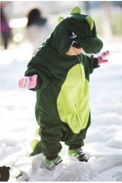 Dinosaur Baby Animal Onesie
