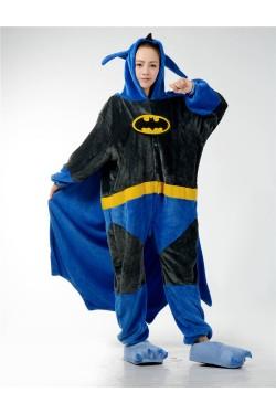 Batman Onesie The Avengers Kigurumi