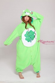 Good Luck Bear Kigurumi Onesie