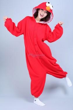 Sesame Street Elmo Kigurumi Onesie