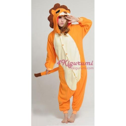 Lion Onesie Kigurumi Pajamas - 4kigurumi.com