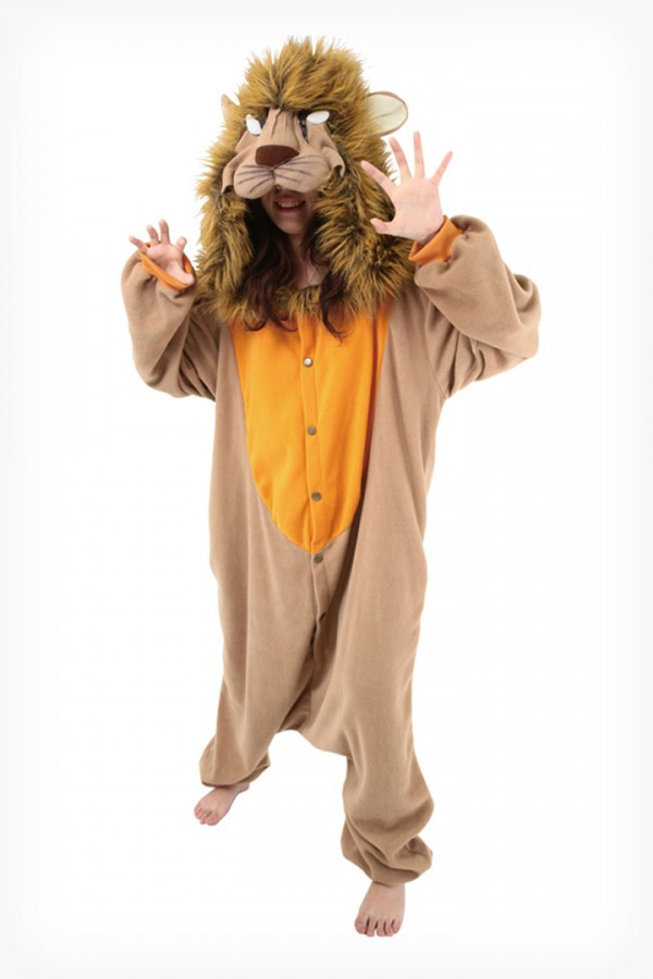 Popular Adult Lion Onesie-Buy Cheap Adult Lion Onesie lots from ...