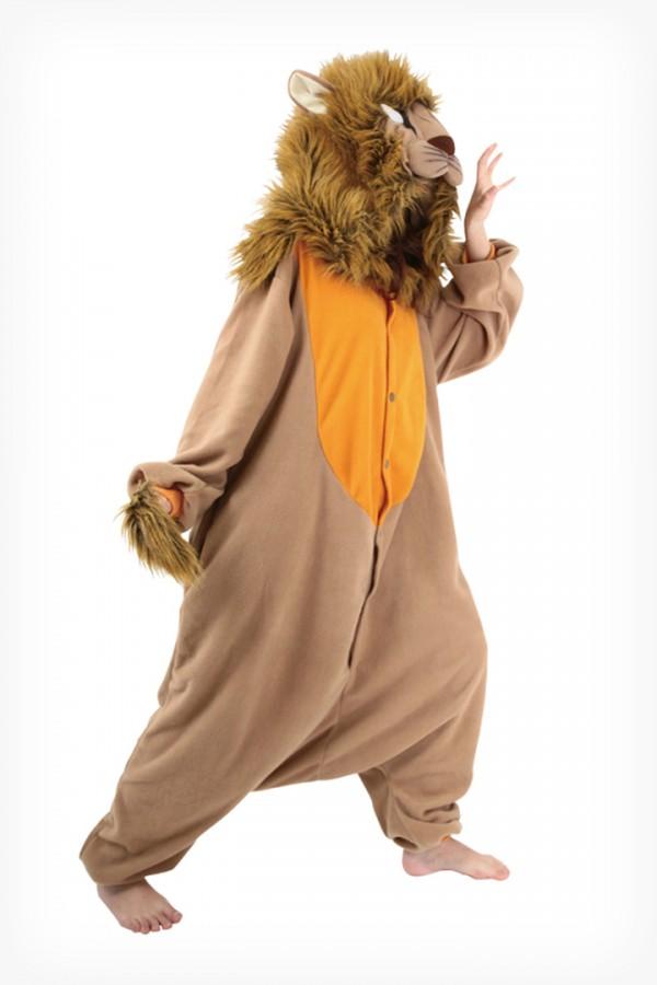 Lion Onesie | Lion Costume | Lion Kigurumi - Animal Onesies