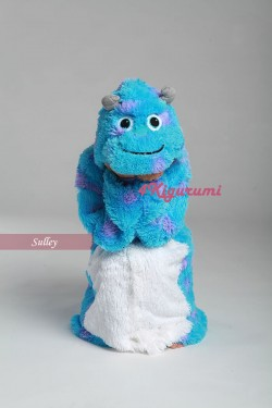 Monsters Inc. Sulley Kigurumi Onesie