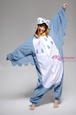 Owl Kigurumi Onesie