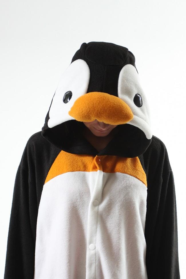 pics photos   penguin onesie pyjamas genuine kigurumi