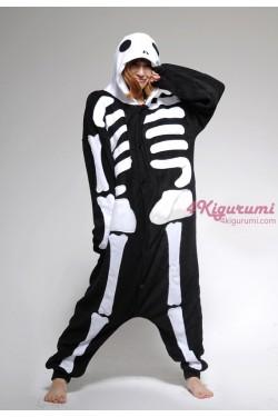 Skeleton Kigurumi Onesie