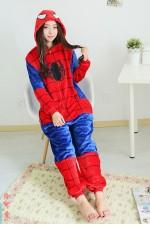 Spider-Man Onesie The Avengers Kigurumi