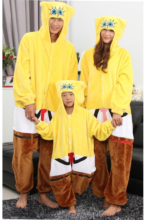 Spongebob Squarepants Onesie 4kigurumi Com