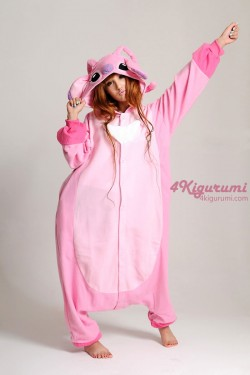 Stitch Angel Kigurumi Onesie