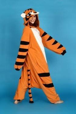 Tiger Onesie Kigurumi Pajamas