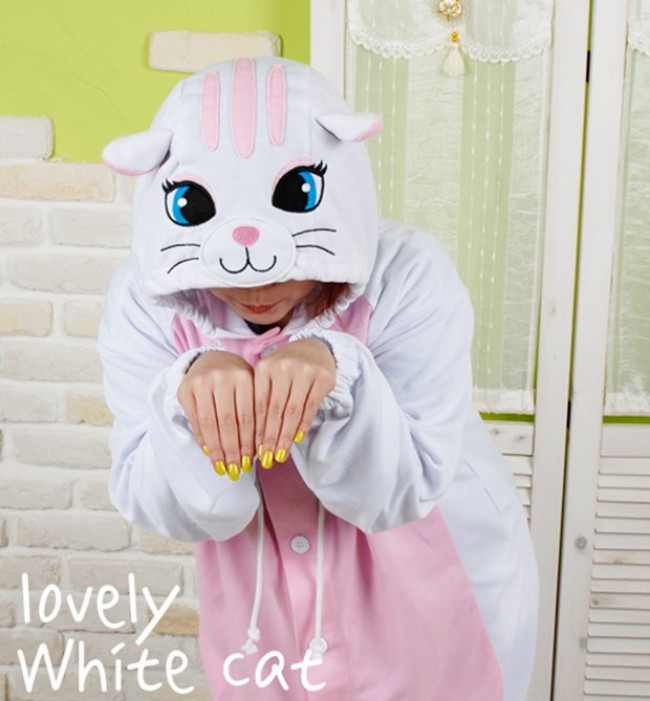 4kigurumi animal onesie  Cat Onesie 901b5c1ab
