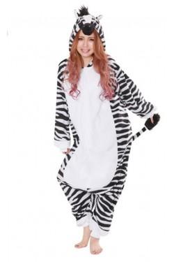Zebra Halloween Onesie