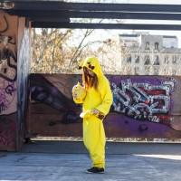 Pikachu Onesie 1