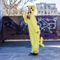 Pikachu Onesie 2