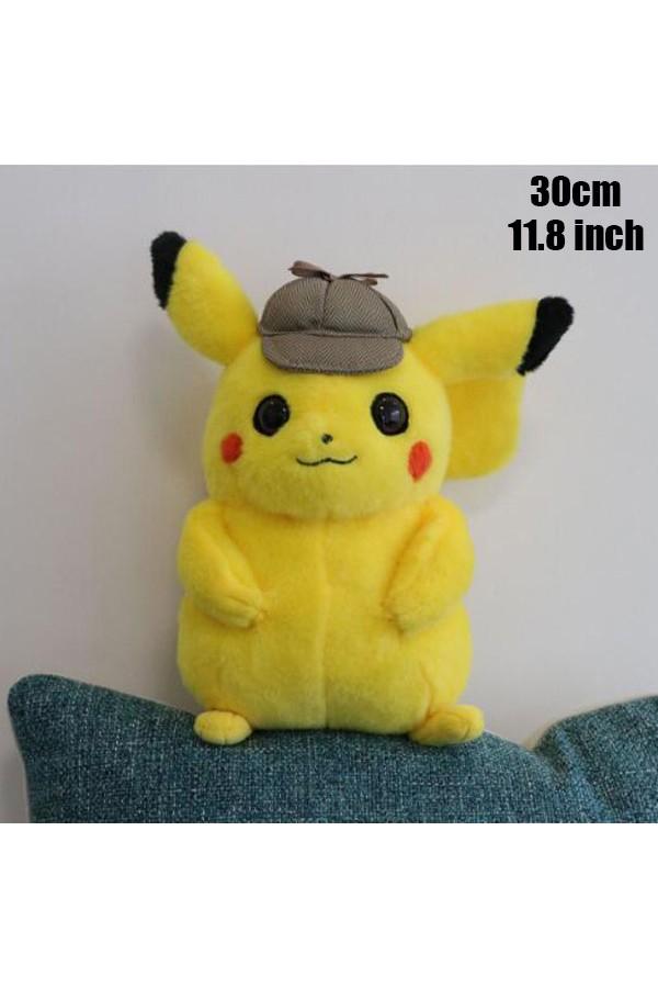 Detective Pikachu Plush Doll 4kigurumi Com