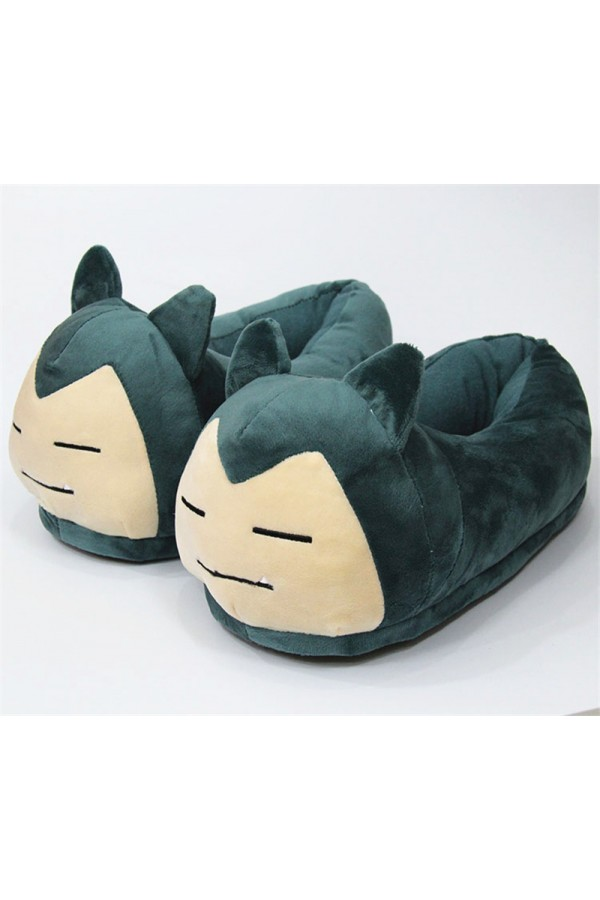 I really want this snorlax slippers