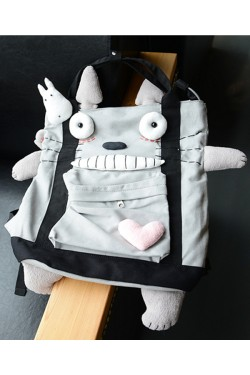 Totoro Kawaii Cartoon Backpack