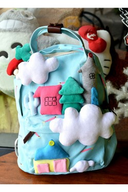 My Neighbor Totoro Fairyland Backpack