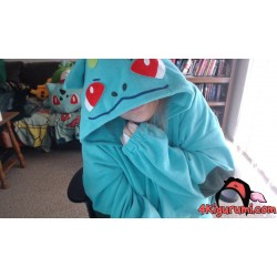 Bulbasaur Kigurumi - Reviewed by NadySaur