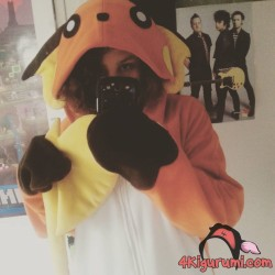 Raichu Kigurumi Reviewed by Lisa