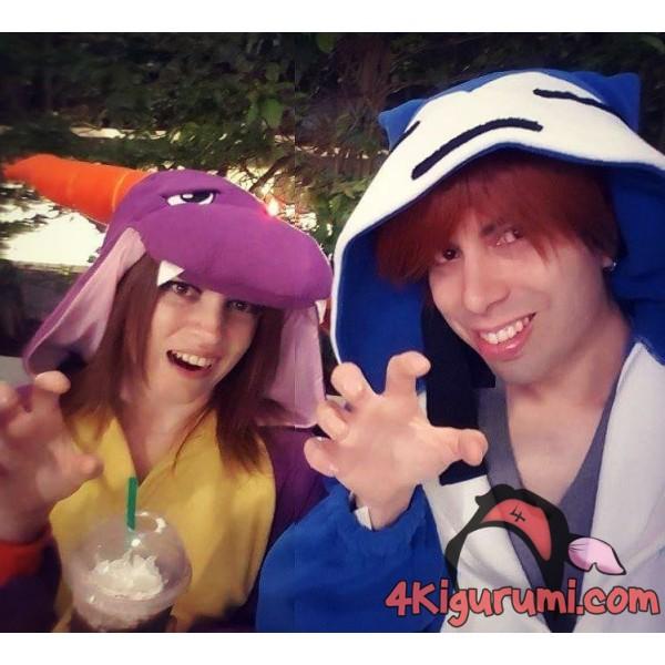 Spyro and Snorlax Kigurumi Onesie Reviewed by Angelia Karnes