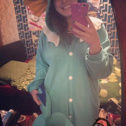 Vaporeon Kigurumi Reviewed by Nicole Walsh