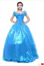 Disney Cinderella Cosplay Costume