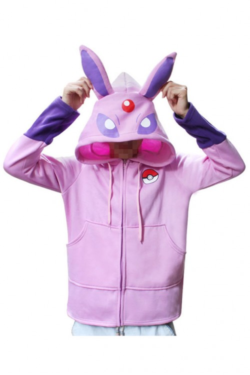 Pokemon Go Kigurumi Espeon Hoodie