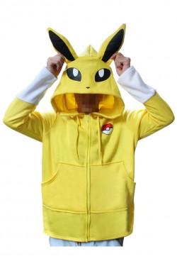 Pokemon Go Kigurumi Jolteon Hoodie