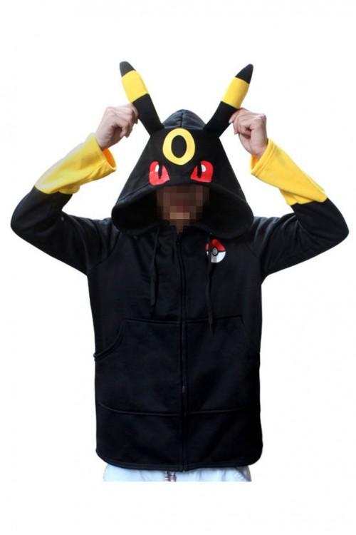 Pokemon Go Kigurumi Umbreon Hoodie