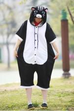 Black Cat Kigurumi Party Onesie