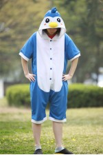 Blue Penguin Onesie Party Costumes