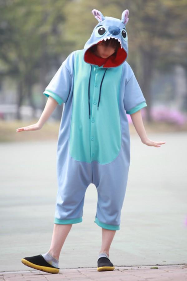 11 stitch onesie disney pajamas