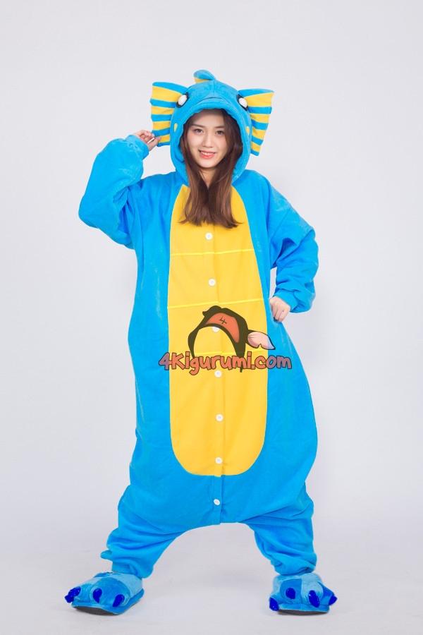 Murloc costume