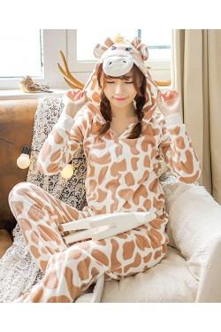 Giraffe Kigurumi Pajamas