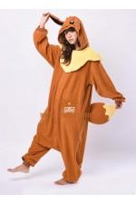 Pokemon Go Kigurumi Eevee Costumes