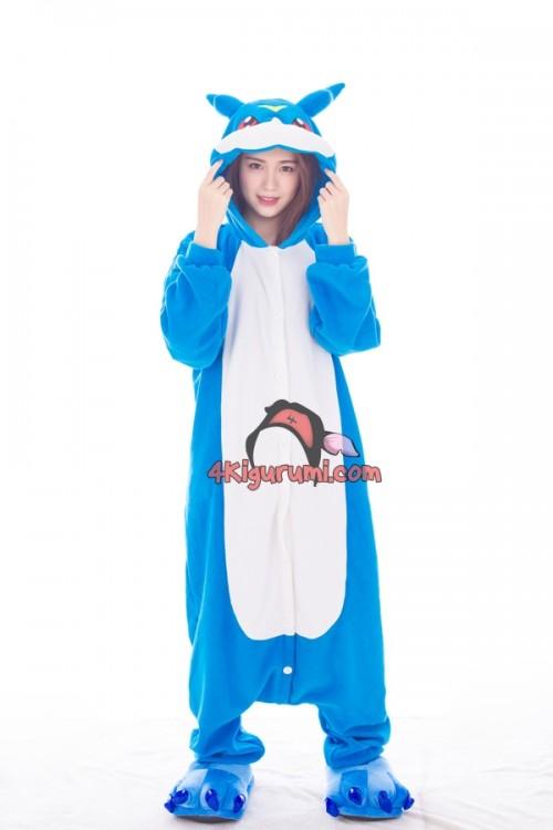 V-mon Kigurumi digimons Costumes