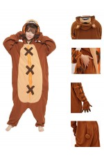 League of Legends Annie's Bear Tibbers Kigurumi LOL Onesies