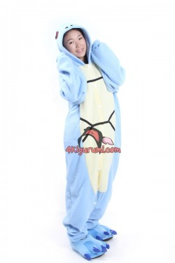 Pokemon Go Squirtle Kigurumi Costume