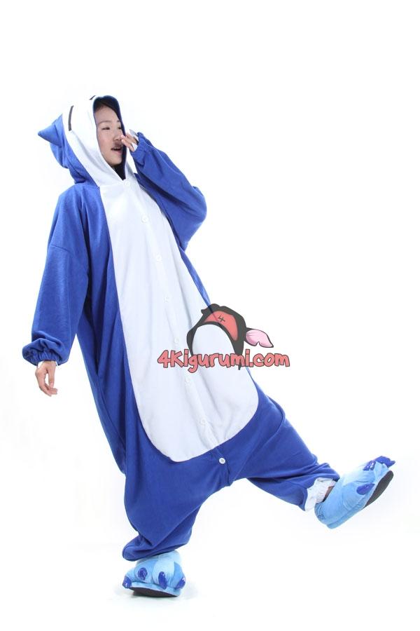 pokemon snorlax onesie halloween pajamas 4kigurumi com