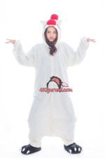Moogle Kigurumi Final Fantasy Costume