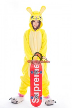 Cuddles Rabbit Kigurumi Happy Tree Friends Onesies