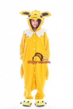 Pokemon Go Kigurumi Jolteon Onesies