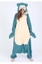 Snorlax 2017 Pokemon Kigurumi Costume
